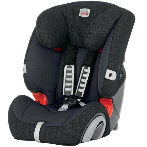 Britax evolva 1-2-3 child carseat £65 - free c&c @ Asda