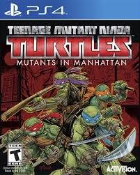 Teenage Mutant Ninja Turtles Playstation 4 and Xbox One £14.99 @ Simplygames