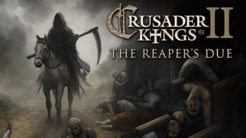 Crusader Kings 2: Reaper's Due DLC £5.82 @ Games Republic