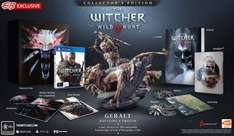 Witcher 3 Collectors Edition PS4 was £99.99 now £29.99, Fallout 4 Pip Boy Edition PS4 £39.99 at Insomnia 58 (GAME Stand)