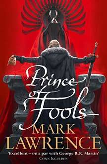 Prince of Fools (Red Queen's War, Book 1) Kindle Edition - Amazon UK - £1.49