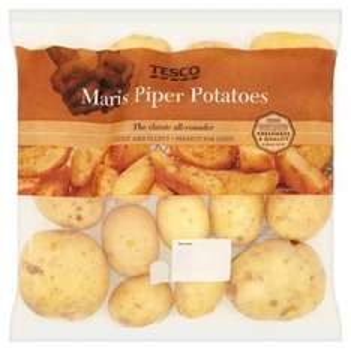 Maris Piper Potatoes 2.5Kg for £1 @ Tesco (from Tomorrow)