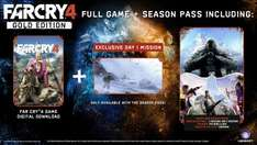 Far Cry 4 Gold Edition PC @ Gamersgate only £20
