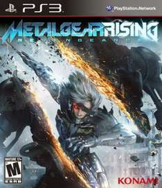 Metal gear rising: Revengeance (used) £2.65 Delivered with code BANK20 (£3.32 without code) @ music magpie