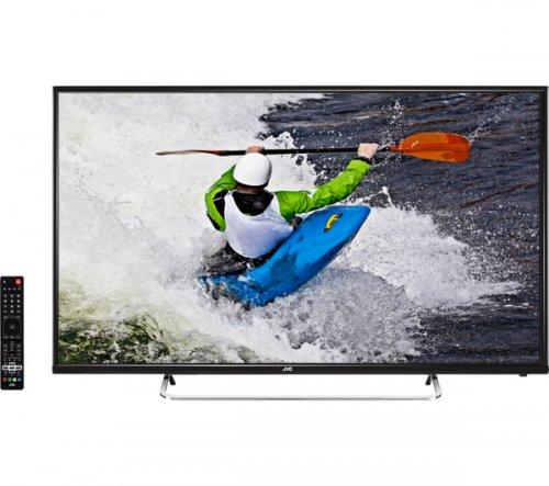 "JVC  42"" FULL HD LED TV £199 @ Currys"