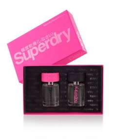 Superdry Day & Night Two Pack Perfume (was £34.99) Now £17.50 delivered at Superdry