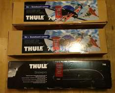 Thule 746 Snowboard/Ski Carrier £10 @ Halfords Bletchley