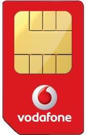 e2save Vodafone SIM only Unltd mins/texts 20GB data £10pm after cashback