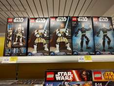 Lego 75109  and 75110 Half Price - £10 Tesco in Store
