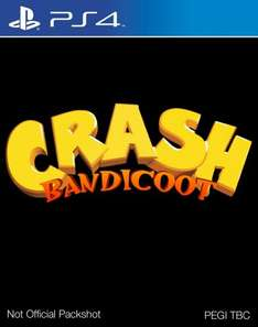 !!!!!!!Crash Bandicoot IS COMING BACK. PS4 ONLY!!!!!! £49.99 (Pre-Order) at Amazon