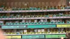 huge selection of bolts instore at B&Q from 10p