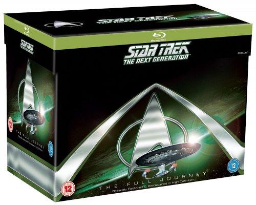 [Blu-ray] Star Trek: TNG (1-7) for £43.99 // Star Trek: Original (1-3) for £37.99 // Star Trek: Enterprise (1-4) for £31.99 @ Amazon