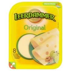 Leerdammer original / Light, 8 slices 160g 87p @ Waitrose