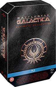 Battlestar Galactica - Limited Edition Ultimate Collection Blu-ray £39.99 @ Amazon