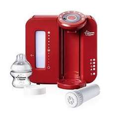 Tommee Tippee Closer to Nature Perfect Prep Machine - Red - £45 Delivered at Amazon w/Code
