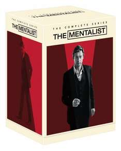 The Mentalist - Season 1-7 [DVD] £34.99 @ Amazon.co.uk