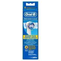 Oral-B electric toothbrush replacement x4 - better than 1/2 price £8.48 at Superdrug - Free order & collect