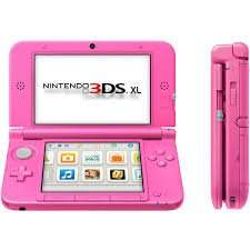 Pink Nintendo 3DS XL + Yo-Kai Watch Game + Official Charger @ Tesco Direct - £99 with code