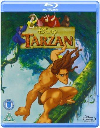 Disney's Tarzan on Blu-Ray £3.99 (With Prime) 5.48 (Non Prime) @ Amazon