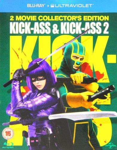Kick-Ass/Kick-Ass 2 Collection [Blu-ray + UV] - £4.99 (Prime) / £6.98 (Non-Prime) @ Amazon