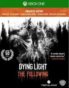 [Xbox One/PS4] Dying Light: Enhanced Edition (Zavvi-Using Code 'Welcome'-May Need New Account) - £18.89