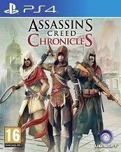 Assassins Creed Chronicles PS4 £11.32 @ Boomerang Rentals