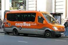 New Route from October: Manchester Airport to/from Chester, Wrexham, Oswestry, Shrewesbury & Telford @ Easybus from £2 e/w (tickets on sale from 1/9/2016)