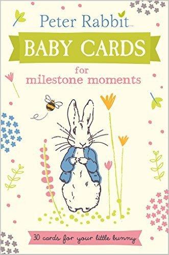 Peter Rabbit Milestone photo prop cards £7.98 Prime / £10.97 Non Prime @ Amazon
