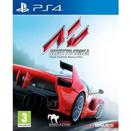 ASSETTO CORSA (PS4/Xbone) £29.75 @ thegamecollection