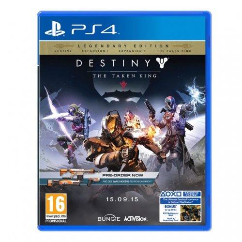 Destiny The Taken King PS4 £20 at Tesco Direct