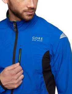 Gore bike wear element as (active shell) cycling jersey jacket size medium or large brilliant blue £59.99 (black goretex small £37) @ Amazon