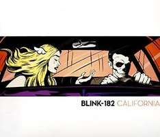 Blink 182 California CD £4.99 (Prime) / £6.98 (non Prime) @ Amazon