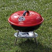 Portable Kettle Charcoal BBQ £4.99 Dunelm
