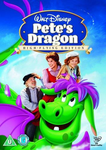 Pete's Dragon (High Flying Edition) [DVD] - £2.99 @ Amazon (Prime) £4.98 non prime