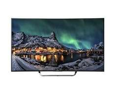 Sony 65S8005C 3D Curved screen 4K 65-inch Ultra HD TV @Amazon £1624 with free delivery