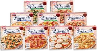 Dr Oetker Ristorante Pizzas - All Varieties £1.25 @ asda