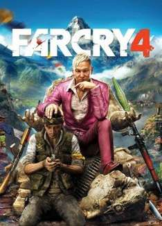 Far Cry 4 (Uplay) at Instant Gaming for £8.16