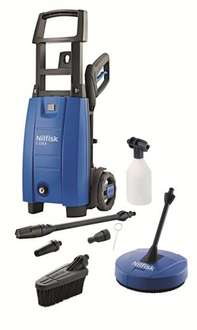 Nilfisk C120 Pressure Washer including Patio Cleaner £69.99 delivered @ amazon