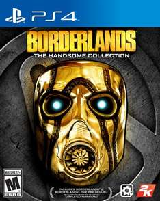 [PS4] Borderlands The Handsome Collection - £11.68 (As New) - Boomerang Rentals