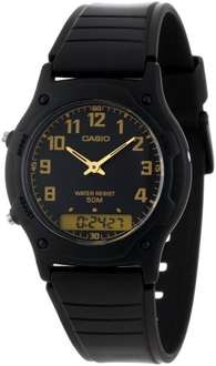 Casio AW-49H-1BV Men's Analogue Digital Watch £10.99 @ Mymemory