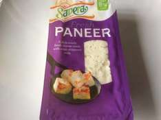 Expired now.Savera Paneer,2 packs for £1 at Fulton's Wakefield