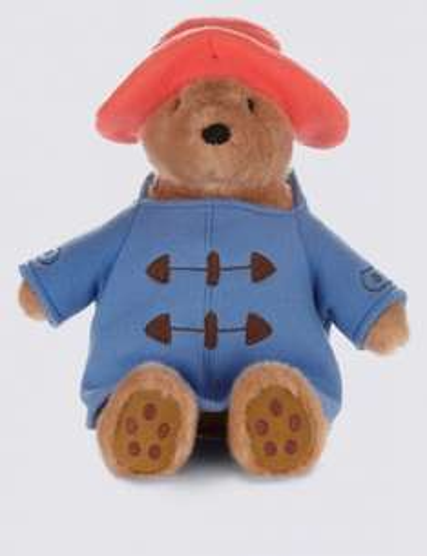 Paddington Bear™ Soft Toy (36cms) was £15.00 now down to £6.00 @ M&S