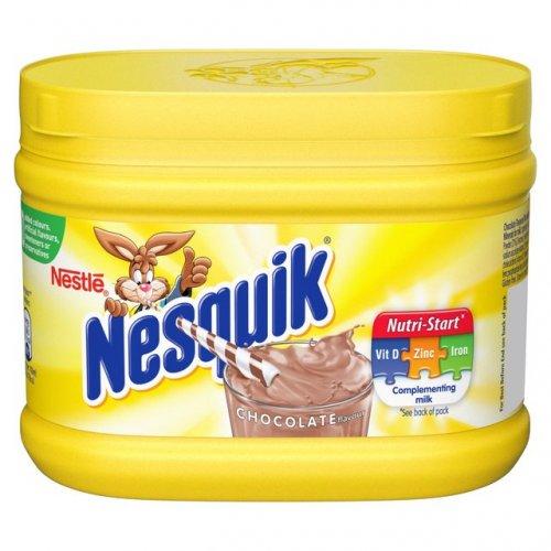 Nesquik Chocolate / Strawberry / Banana Flavour 300g 99p @ ocado