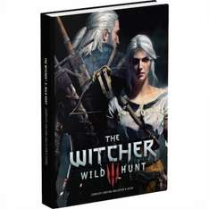 Witcher 3 Wild Hunt Complete Edition Collector's Guide £17.99 Delivered @ Book Mail via eBay (£15.22 @ speedy hen using code)