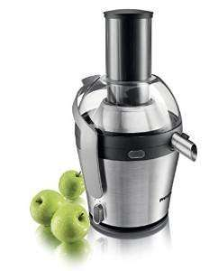 Philips HR1875/21 Avance Collection Quick Clean Juicer, 2.5 Litre, 1000 Watt - Brushed Stainless Steel £89.97 Amazon