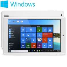 Teclast X80HD 8 inch Windows 10 + Android 4.4 Tablet PC  -  WHITE  -   £58.77 Gearbest.com