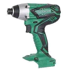 Hitachi 18v impact drill driver tool bare £48.99 @ screwfix c&c