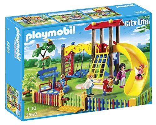 Playmobil childrens playground - Argos £10.99