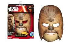 Star Wars electronic Chewbacca mask £16.99 with code on groupon