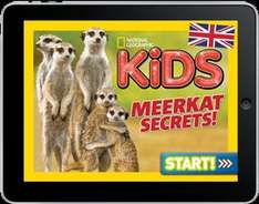National Geographic Kids Magazine subscription £20 for 12 months @ Subscribe Online